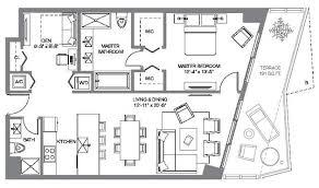 Echo Brickell Floor Plans Sls Condo 1300 South Miami Avenue Brickell Fl 33130