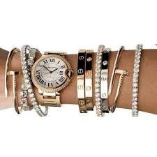 bracelet gold jewelry watches images  jpg