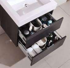 Bathroom Vanities Oak by Bliss 24
