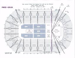 Grand Ole Opry Floor Plan Alan Jackson Ticketstar