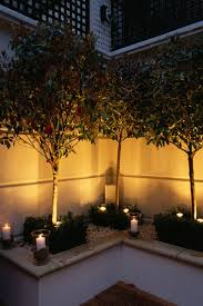 small city garden outdoor candles garden party ideas