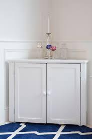 Redford White Corner Bookcase by 33 Bedroom Corner Cupboard 4050321 2 Door Cupboard White