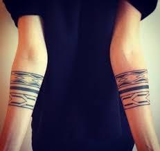 the 25 best armband tattoo ideas on pinterest simple armband