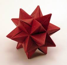 origami ornament ornament