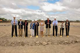 plano mercedes dealership ewing automotive breaks ground on plano facilities business