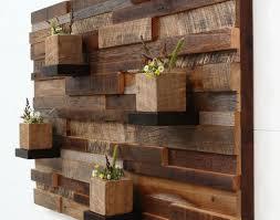 shelving reclaimed wood wall wonderful wooden wall