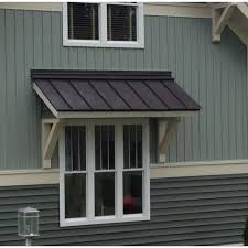 Bay Window Awnings How To Choose The Right Exterior Window Awning For Your Mobile