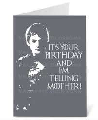 printable digital happy birthday game of thrones card tyrion