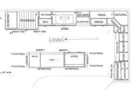 kitchen floor plans favorable images kitchen floor plans for your home pln thamani