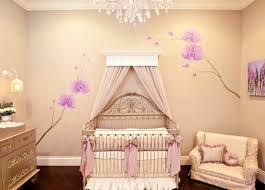 chambre pour bébé fille chambre enfant deco chambre bebe fille ciel de lit bébé 15