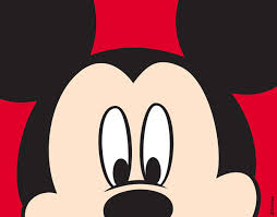 how to draw mickey mouse face coloring page clip art library