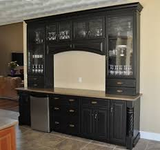 buffet and hutch shallow counter for the home pinterest