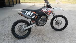 2008 ktm 450 sx f motorcycles for sale