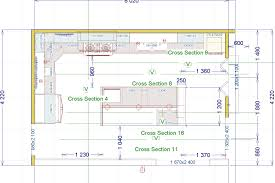 kitchen floorplans cabinet kitchen design plans with island kitchen floor plans