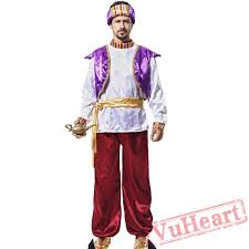 Alladin Halloween Costume Halloween Arab King Costume Aladdin Lamp