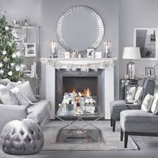 White Living Room Chair Silver Living Room Furniture Foter
