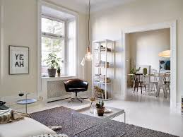my scandinavian home white swedish apartment with great art