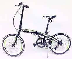 bmw folding bicycle trinx folding bike 20 inch wheels 7 speed shimano gears disc