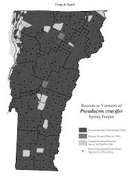 Map Of Vermont Towns The Atlas