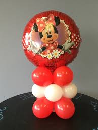Mickey Mouse Table by Minnie Or Mickey Mouse Diy Balloon Column U2013 Party Products