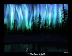 how to paint northern lights northern lights by macrogfx on deviantart