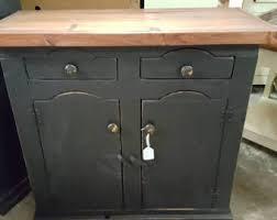 Kitchen Console Cabinet Farmhouse Kitchen Island Etsy