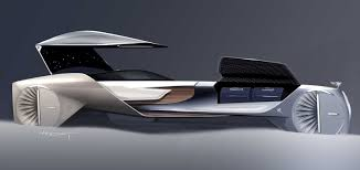 rolls royce vision next 100 design sketch 06 2016