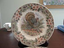 thanksgiving plate ebay