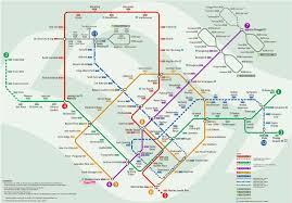 Botanic Garden Mrt An Idiot S Guide To The Singapore Mrt Backpackerlee