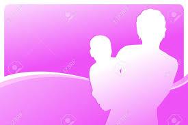vector illustration of mother u0027s day background design royalty free