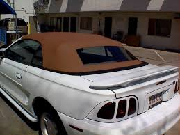 1995 mustang convertible top mustang tops