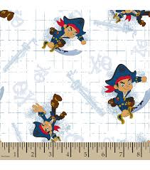 disney junior jake neverland pirates seas joann