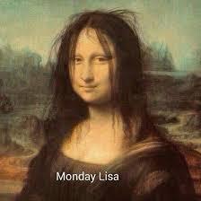 Funny Monday Meme - classical art memes imgur art education essentials pinterest