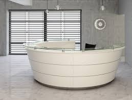 Rounded Reception Desk Furniture Finds The Right Office Furniture For Your Business
