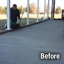 Repair Concrete Patio Cracks Concrete Patio Repair Louisville Pro Patio Repair