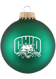 ohio bobcats ornaments ohio ornaments