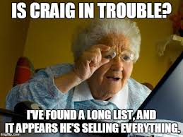 Craig Meme - he s got a lot of stuff imgflip