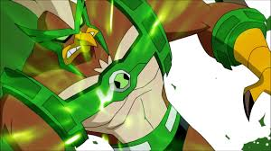 ben 10 omniverse kickin hawk transformation hd 1080p