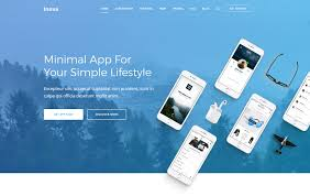 best bootstrap html website templates for mobile apps envato forums
