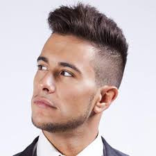 hair cuts that are shaved on both sides and long on the top for women 7 men s styles that beg the question business on the sides party