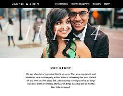 best wedding gift registry websites 19 best our wedding websites images on a tree design