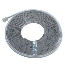 commercial electric led flex ribbon light kit commercial electric 12 ft indoor led warm white tape light roll
