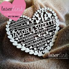 wedding invitations durban laser cut heart wedding invitations laserlink