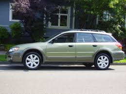 silver subaru outback 2007 subaru outback information and photos zombiedrive