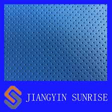 Upholstery Fabric Cars Custom Vehicle Woven Leather Fabric Blue Leather Upholstery
