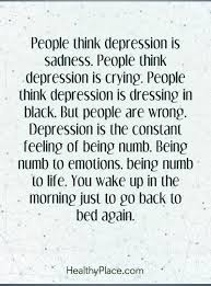 sad quotes about giving up depression quotes and sayings about
