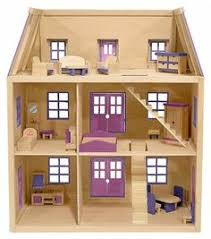 Free Wooden Doll Furniture Plans by Image Detail For Unfinished Doll House Book Case K Pinterest