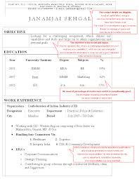 expert cv advice heavy formatting does not a good cv make