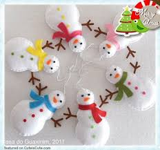 38 best keçe images on felt crafts felt ornaments and