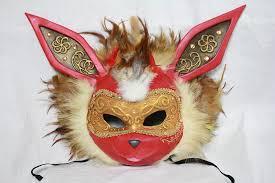 carnevale masks flareon carnival masks by cultureshock007 on deviantart